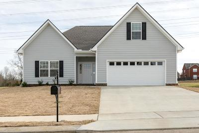 Spring Hill Single Family Home For Sale: 708 Mitscher Dr (Lot 49)