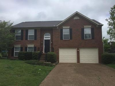Thompsons Station  Rental For Rent: 406 Preakness Dr