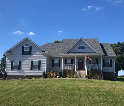 White House Single Family Home Under Contract - Not Showing: 3706 Calista Rd
