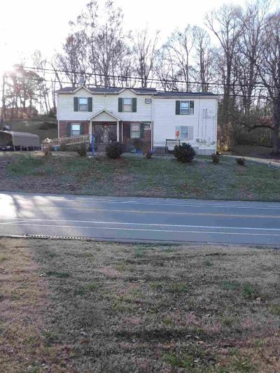Antioch Multi Family Home For Sale: 501 Cedarmont Dr