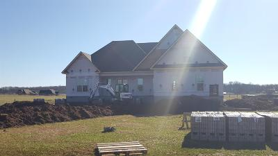 Shelbyville Single Family Home Under Contract - Showing: 2484 Unionville Deason Rd