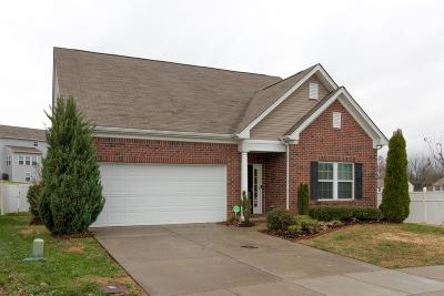Nashville Single Family Home Under Contract - Showing: 706 Gloucester Ln