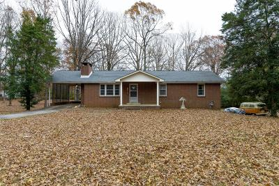 White Bluff Single Family Home Under Contract - Showing: 2017 Pinewood Dr