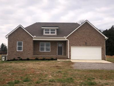 Marshall County Single Family Home For Sale: 4270 Pyles Rd