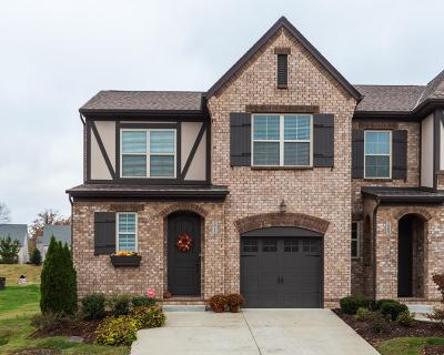 Williamson County Condo/Townhouse For Sale: 3013 Hebron Trace Pvt Dr
