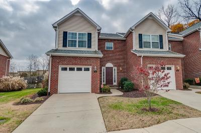 Mount Juliet Condo/Townhouse Under Contract - Not Showing: 5317 Bayou Dr