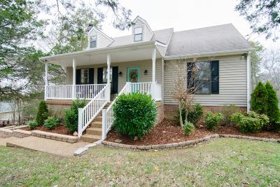 Williamson County Single Family Home Under Contract - Showing: 1227 Countryside Rd