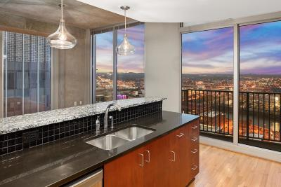 Nashville Condo/Townhouse Under Contract - Showing: 415 Church Street #2303 #2303