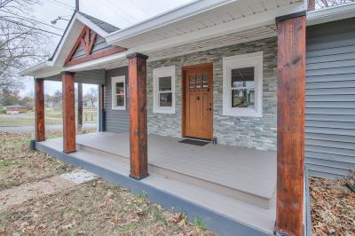 Old Hickory Single Family Home For Sale: 1310 Jones St