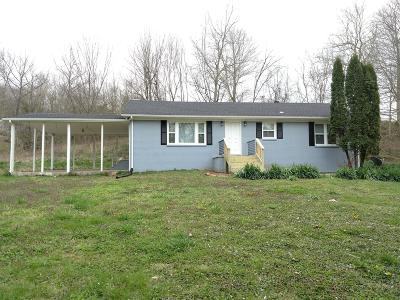 Cunningham Single Family Home For Sale: 5895 Old Highway 48
