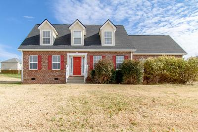Single Family Home Under Contract - Showing: 216 Floyd Mayfield Dr