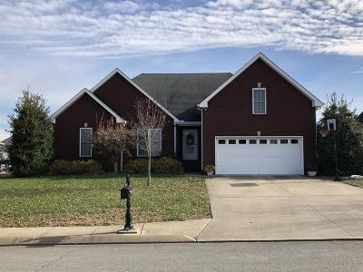 Springfield Single Family Home Under Contract - Showing: 160 Brandywine Ln