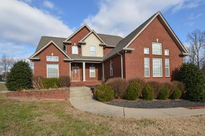 Greenbrier Single Family Home Under Contract - Showing: 3022 Settlers Ct