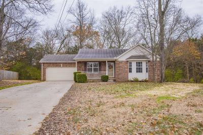 Smyrna Single Family Home Under Contract - Not Showing: 405 Wildwood Dr