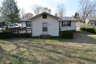 Estill Springs Single Family Home Under Contract - Showing: 139 Spring Creek Rd
