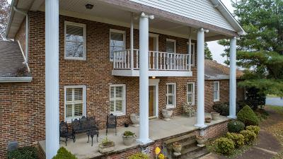 Shelbyville Single Family Home For Sale: 1427 Horse Mountain Rd