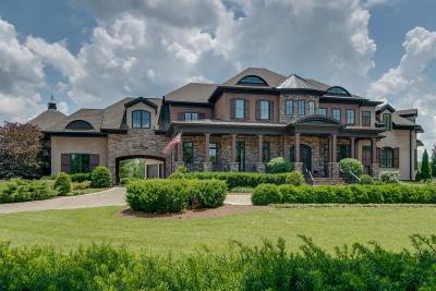 Williamson County Single Family Home For Sale: 488 Jones Pkwy