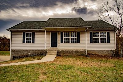 Applegrove Single Family Home For Sale: 912 Granny White Rd