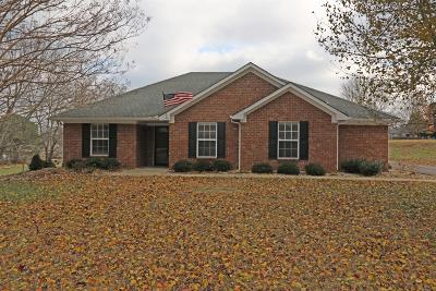 Mount Juliet Single Family Home Under Contract - Not Showing: 519 Ridgeview Dr