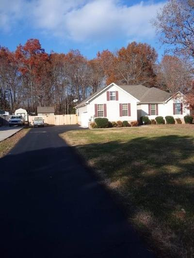 Franklin County Single Family Home Under Contract - Showing: 84 Acorn Dr