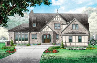 College Grove Single Family Home Under Contract - Not Showing: 8501 Highland Rim Ct (Lot 6073)