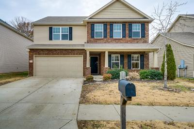 Wilson County Single Family Home Under Contract - Not Showing: 383 Owl Dr
