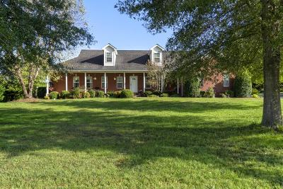 Spring Hill Single Family Home For Sale: 3517 Greystone Dr