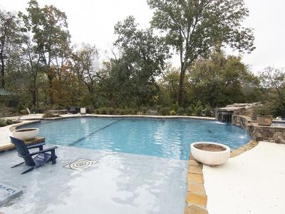 Mount Juliet Single Family Home For Sale: 4711 Hessey Rd