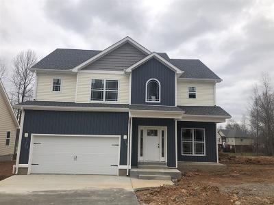 Clarksville Single Family Home Under Contract - Showing: 2 Chestnut Hill