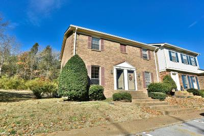 Brentwood Condo/Townhouse Under Contract - Showing: 512 Brentwood Pt