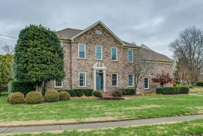 Franklin Single Family Home Under Contract - Showing: 648 Gleneagle Lane