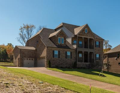 Nolensville Single Family Home For Sale: 309 Bayberry Ct