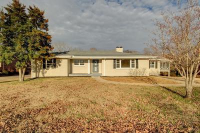 Ashland Hills Single Family Home For Sale: 2377 Old Ashland City Rd