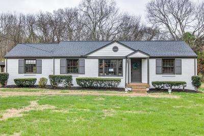 Madison Single Family Home For Sale: 707 Westchester Dr