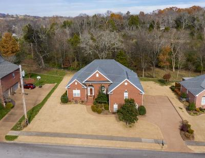 Hendersonville Single Family Home Under Contract - Not Showing: 1050 Willow Park Circle