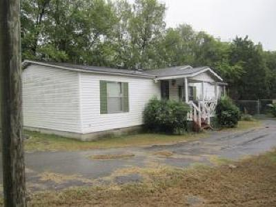 Davidson County Single Family Home Under Contract - Not Showing: 110 B Hart Ln