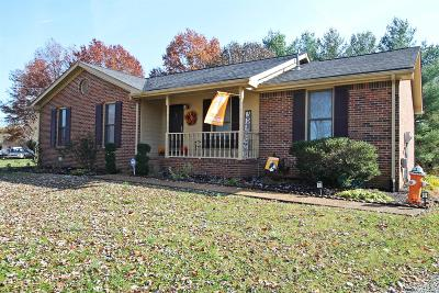 Springfield Single Family Home Under Contract - Showing: 4002 S Lincoya Ct