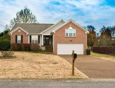 Madison Single Family Home Under Contract - Showing: 1412 Joe Pyron Dr