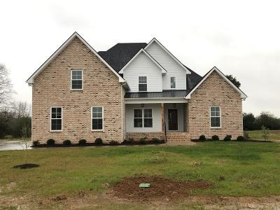 Lascassas TN Single Family Home For Sale: $427,000