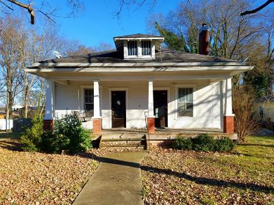 Columbia Single Family Home Under Contract - Not Showing: 1119 S High St