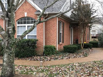 Brentwood Condo/Townhouse Under Contract - Showing: 641 Old Hickory Blvd Unit 138