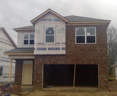 Lebanon Single Family Home For Sale: 9023 Fenton Road, Lot 100