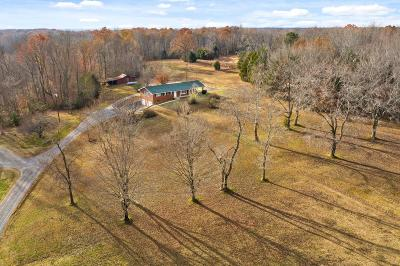 Clarksville Single Family Home For Sale: 2500 Highway 48