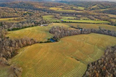Christian County, Ky, Todd County, Ky, Montgomery County Residential Lots & Land For Sale: 1 Benton Ridge Rd.