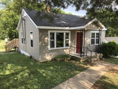 Columbia  Single Family Home Under Contract - Showing: 2001 Crestview Dr