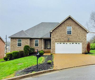 Nashville Single Family Home For Sale: 1005 Eddystone Ct
