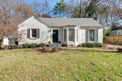 Single Family Home Under Contract - Showing: 3418 Springbrook Dr