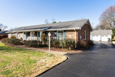 Springfield Single Family Home Under Contract - Showing: 113 Blackpatch Dr
