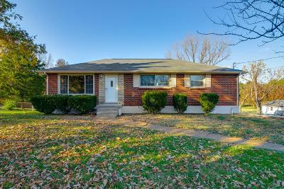 Madison Single Family Home Under Contract - Showing: 817 Hamblen Dr