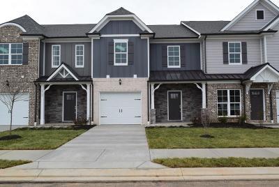 Murfreesboro Condo/Townhouse For Sale: 1707 Lone Jack Lane #16